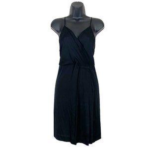 Diane Von Furstenberg DVF Silk Black Shiyuze Dress